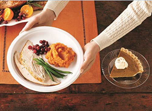 Chinet 10 3/8 Dinner Plate 100-count Box by Chinet (Image #3)