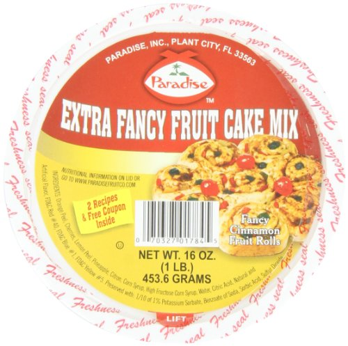 (Paradise Fruit and Peel Mix,  16 Ounce)