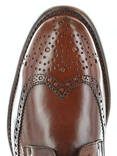 Sendra Sendra Sendra Stiefel Herren Lederschuhe 10742 Cognac Business Schuhe Anzugschuhe fc43c0