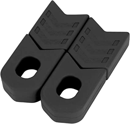 Crank Sleeve Silicone Cranksets Bicycle MTB Bike Arm Boots Protector Cover 1pair