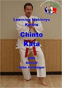 Learning Isshinryu Karate - Chinto Kata