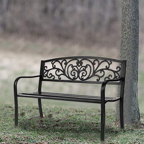 HomVent Outdoor Benches,50