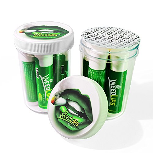 WeedLips Lip Balm 5-pack