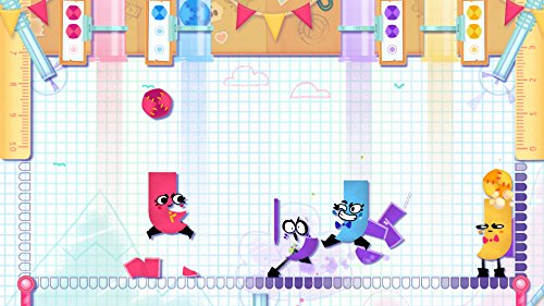 Snipperclips Plus: Cut it out, Together! - Nintendo Switch 10