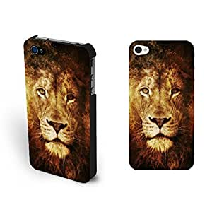 Cool Classic Animal Print Pattern Ipod Touch 4 Retro Vintage Lion King Case For Ipod Touch 4 Cover Skin Personalized Protective Phone Guys