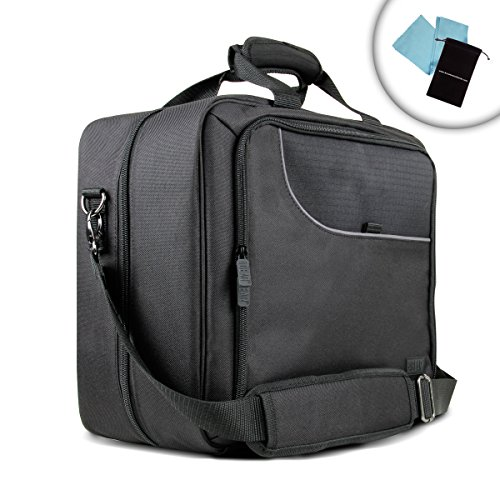 Price comparison product image Playstation 4 / PS4 Travel Carrying Case with Sony Playstation 4 Camera Pouch