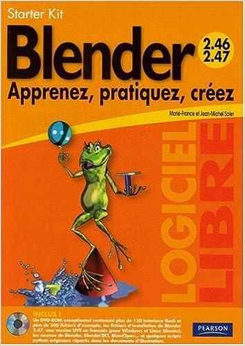 Blender 2/e starter kit: Amazon ca: Soler Marie-France Soler Jean