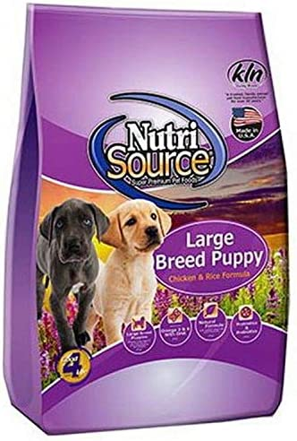 Tuffy S Pet Food Nutrisource Large Breed Chicken Rice Puppy Food
