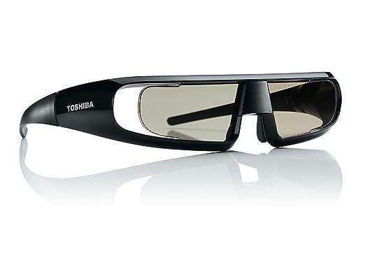 390f645368 Toshiba FPT-AG02 - Active Shutter 3D Glasses for TV  Amazon.co.uk   Electronics