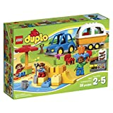 Best LEGO Camping Toys - LEGO DUPLO Town 10602 Camping Adventure Building Kit Review