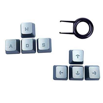 Amazon com: Arrow Keys ↑↓←→ Replacement Keycaps for