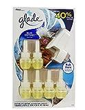 Glade Plugins Blue Odyssey 1 Warmer Plus 6 Refills