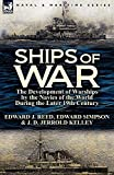 img - for Ships of War: The Development of Warships by the Navies of the World During the Later 19th Century book / textbook / text book