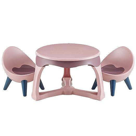 Mesas y sillas Infantiles y taburetes de Comedor para niños ...