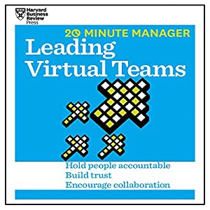 20 Minute Manager: Leading Virtual Teams Audiobook