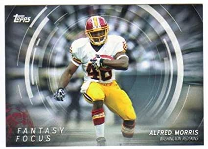 pretty nice 47130 cce3e Amazon.com: 2015 Topps Fantasy Focus #FF-AM Alfred Morris ...