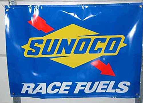 Sunoco Racing Banner 4 Foot By 3 Foot