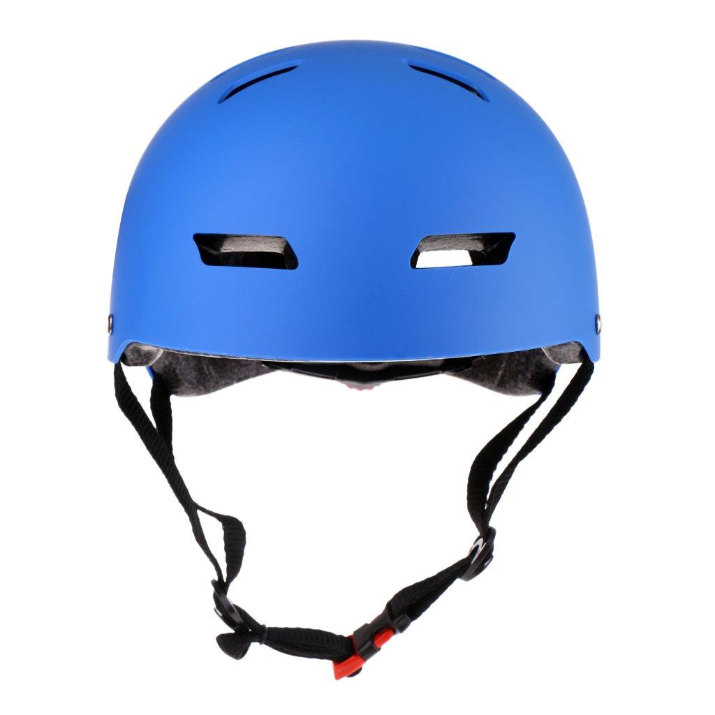 Baoblade Casco de Motociclismo Accesorio de Proteccion en Deportes De Al Aire Libre - Azul