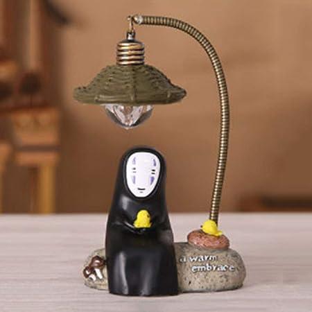 KY&cL No Cara Hombre Noche luz Mesa lámpara niños Regalo niños ...