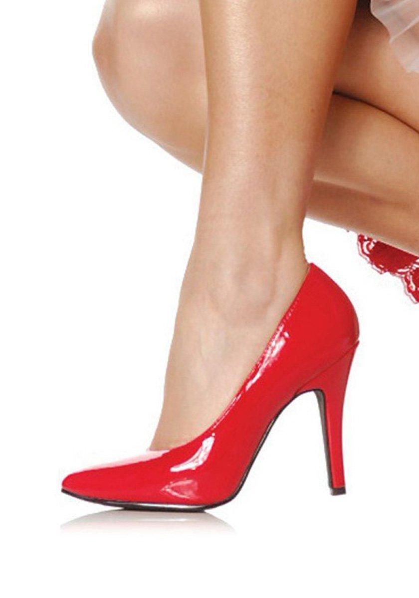 Ellie Shoes Women's 8400 Pump B00JEERC1S 14 Red