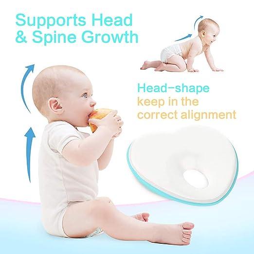 Amazon.com: Cojín para bebé recién nacido con forma de ...