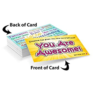 You Are Awesome Cards 2