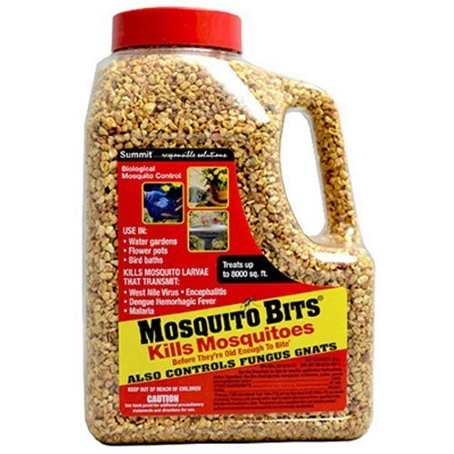 Summit...responsible solutions Mosquito Bits - Quick Kill, 30 Ounce (60, (2 Pack) 30 Ounce) ()