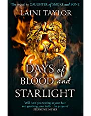 Days of Blood and Starlight: The Sunday Times Bestseller. Daughter of Smoke and Bone Trilogy Book 2