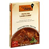 Kitchen of India Lamb Curry Paste, 100g