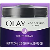 Olay Age Defying Classic Night Cream 2 Ounce (56 g)
