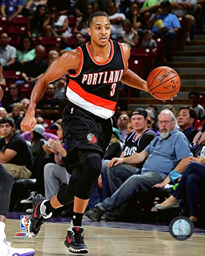 "C.J. McCollum Portland Trail Blazers NBA Action Photo (Size: 8"" x 10"")"
