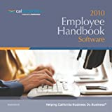 2010 Employee Handbook Software for CA Employers, CalBizCentral, 1579973167