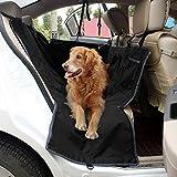 Poppypet Kofferraumschutz Hunde, Praktische Auto Hundedecke, Autoschondecke mit Seitenschutz,...