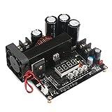 DROK Numerical Control Regulator DC 8-60V to 10-120V 15A Boost Converter, Constant Step Up Module Adjustable Output 48V 24V 12V DC Power Supply with LED Display