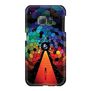 ErleneRobinson Samsung Galaxy S6 Shock Absorbent Hard Phone Covers Customized Attractive Muse Band Pictures [qvD3775erZN]