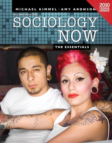 Sociology Now: The Essentials Census Update Plus MySocLab with eText -- Access Card Package (2nd Edition)