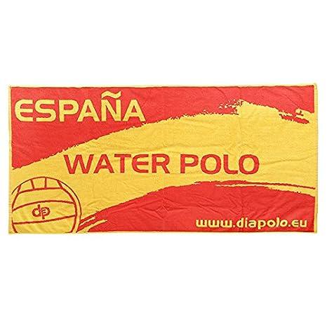 diapolo España Agua pelota Toalla Toalla de mano de la colección National Water Polo: Amazon.es: Deportes y aire libre