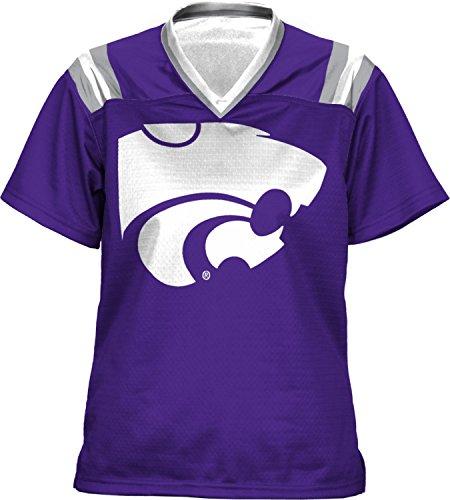 Women's Kansas State University Goal Line Football Fan Jersey