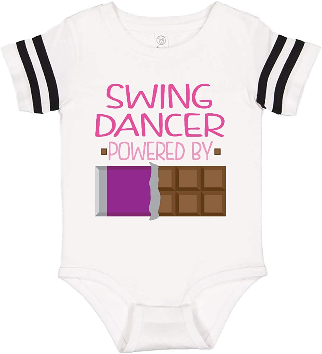 inktastic Swing Dancer Funny Gift Infant Creeper