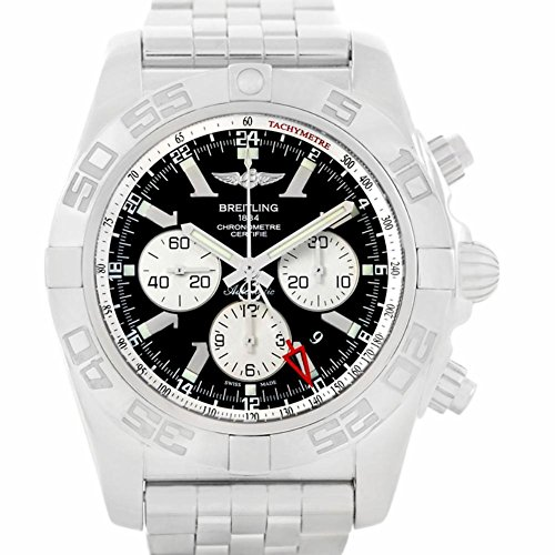 Breitling Chronomat automatic-self-wind mens Watch AB0410 (Certified Pre-owned)