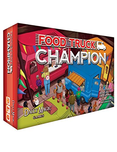 Daily Magic Games Food Truck Champion Board Games