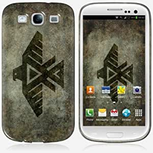 Galaxy S3 case - Skinkin - Original Design : Anishinabe flag by Bruce Stanfield