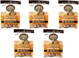 Earth Animal No-Hide Chicken Chew, 4 Inch - 10 Total(5 Packs with 2 per pack)
