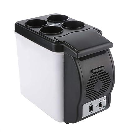 LFDD - Frigorífico portátil para Coche, compresor termoeléctrico ...