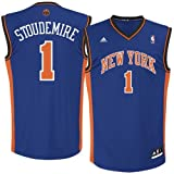 Adidas New York Knicks Amar'e Stoudemire Revolution 30 Replica Road Jersey Extra Large