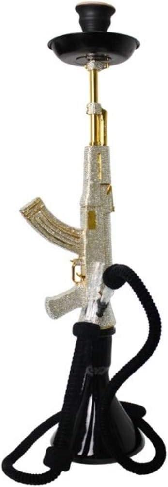 Legalize - Bling AK Oro Shisha - 84 CM - Edición Limitada