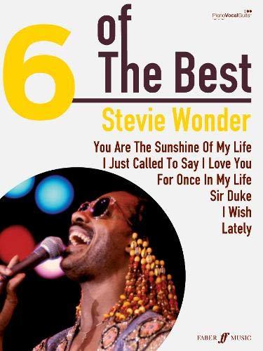 6 Of The Best  Stevie Wonder
