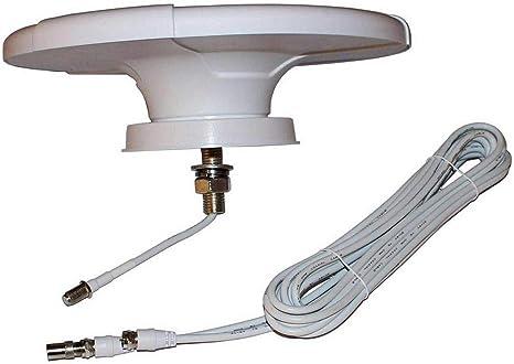 UFO para techo de caravana y Motorhome omnidireccional antena ...
