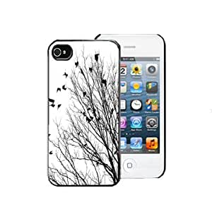 Crow Dead Tree - iPhone 5 Case
