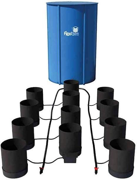 autopot 15L add on pot x 10 Auto Pots X 10 Kits Pots Tray Valve Pipe Full Kit